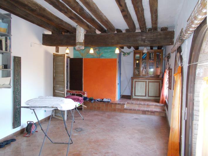 Casa de poble1 - Ref. CASAAMBPATI