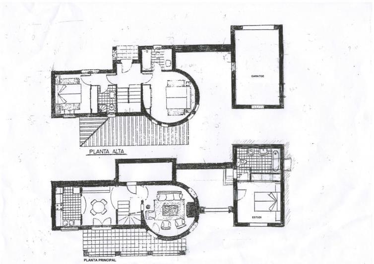 Casa aïllada | Xalet1 - Ref. IMS-724
